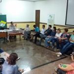 CRESS Goiás na reunião do Conselho de Assistência Social de Goiânia