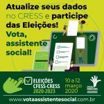 """Chapa """"Resistir e avançar na luta"""" concorre à eleição no CRESS Goiás"""