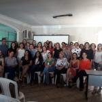 Ato Ético do CRESS Goiás reúne 32 novas/os Assistentes Sociais