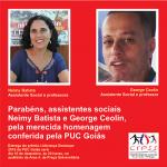 PUC homenageia assistentes sociais por compromisso ético-profissional