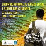 Participe do Encontro Regional de Serviço Social e Assistência Estudantil