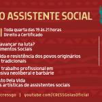 Maio da/o Assistente Social em Goiás destaca trabalho profissional, vida e resistência dos povos originários e tradicionais