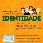 Recadastramento Nacional, pesquisa e emissão do novo documento de identidade profissional já podem ser feitos
