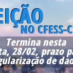 ELEIÇÃO NO CFESS-CRESS