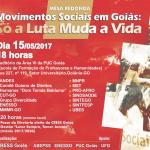 Mesa redonda com movimentos sociais fecha com chave de ouro a XXXIV Semana da/o Assistente Social