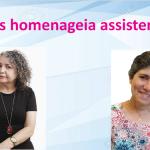 PUC Goiás homenageia assistentes sociais Dorivan Maria e Joana Dalva