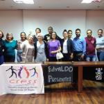 CRESS Goiás debate Previdência em evento do CA XV de Maio