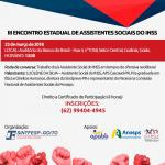 III Encontro Estadual de Assistentes Sociais do INSS