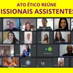 CRESS Goiás reúne mais de 100 profissionais Assistentes Sociais em Ato Ético-Político