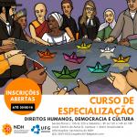 UFG: Inscrição para curso de Especialização em Direitos Humanos pode ser feita até 30 de junho