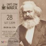 Participe do Café com Marx