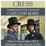 Comemoração de seis anos do Café com Marx