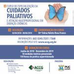Curso de Pós-Graduação em Cuidados Paliativos e Atenção Multiprofissional em Doenças Crônicas