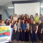 Assistentes Sociais da SEMAS participam do Ética em Movimento