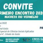 Primeiro Encontro 2020 do NUCRESS Região Rio Vermelho
