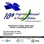 Conferência Municipal de Saúde de Goiânia começa hoje