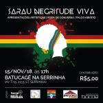 Sarau Negritude Viva