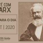 Próximo Café com Marx será dia 26 de setembro