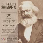 Grupo de Estudos Café com Marx tem novo encontro sábado