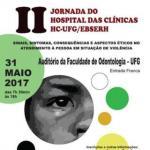 II Jornada do Hospital das Clínicas HC-UFG/EBSERH