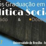 Pós-Graduação em Política Social Mestrado & Doutorado