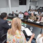 CRESS Goiás presente em audiência que discute violência nas escolas de Goiás