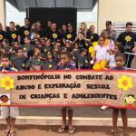 CREAS Bonfinópolis promove capacitação de professores sobre enfrentamento à violência sexual contra crianças e adolescentes