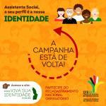Campanha Viva sua Identidade está de volta!
