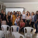 14 novas Assistentes Sociais participam de Ato Ético do CRESS
