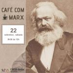 Participe do grupo de estudos Café com Marx