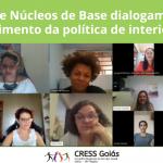 CRESS dialoga com Nucress sobre fortalecimento da política de interiorização do Conselho